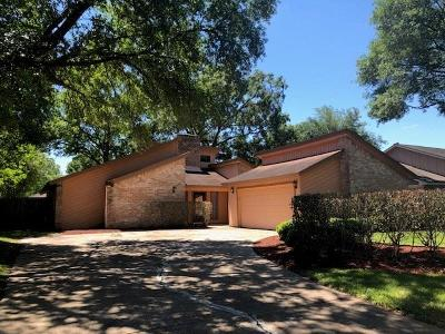 Houston Single Family Home For Sale: 15035 Margeson Street