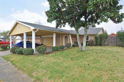 Deer Park Single Family Home For Sale: 1209 Kitty Street