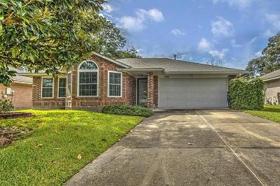 Kingwood Single Family Home For Sale: 2226 Longleaf Pines Drive