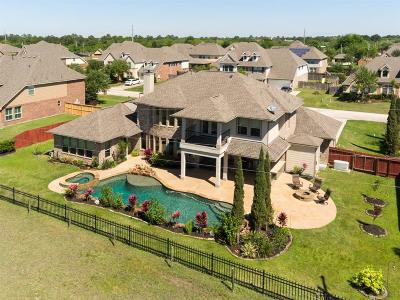 Friendswood Single Family Home For Sale: 2320 Lakeway Drive
