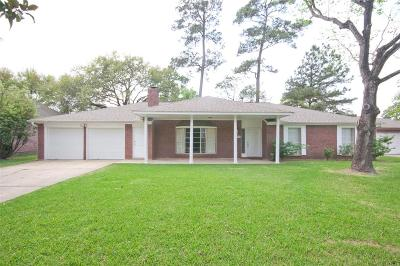 Humble Single Family Home For Sale: 20407 Atascocita Shores Drive