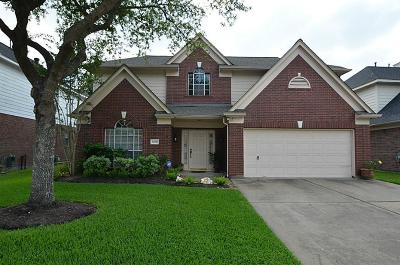 Katy Single Family Home For Sale: 6606 Everhill Circle