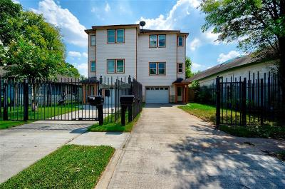 Houston Condo/Townhouse For Sale: 740 W 27th Street