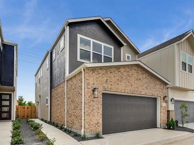 Harris County Single Family Home For Sale: 10013 Brickhouse Drive