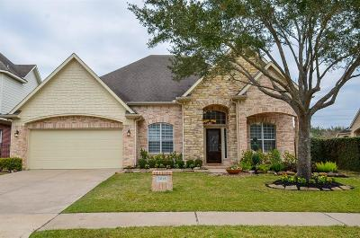 Sugar Land Single Family Home For Sale: 5018 Weatherstone Circle