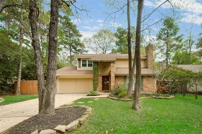 The Woodlands Single Family Home Pending Continue to Show: 16 Ground Brier Court