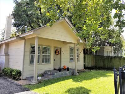 Houston Single Family Home For Sale: 706 Archer Street