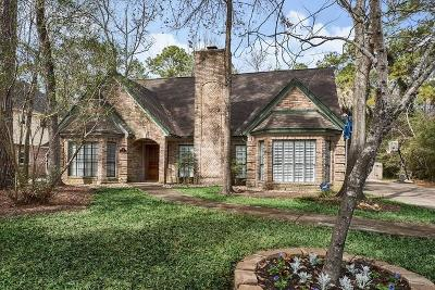 Spring Single Family Home For Sale: 77 S Placid Hill Circle