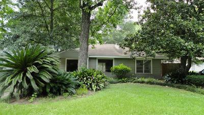 Single Family Home For Sale: 1578 Sue Barnett Drive