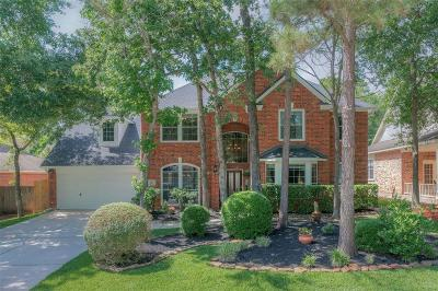 The Woodlands Single Family Home For Sale: 26 Latticeleaf Place