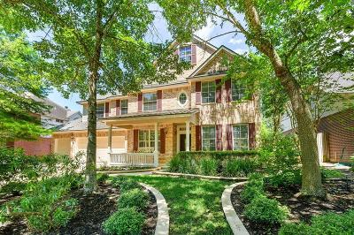 The Woodlands Single Family Home For Sale: 46 Clovergate Circle