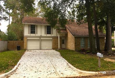 Kingwood Single Family Home For Sale: 3615 Glenwood Springs