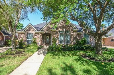 Katy Single Family Home For Sale: 21814 Moortown Circle
