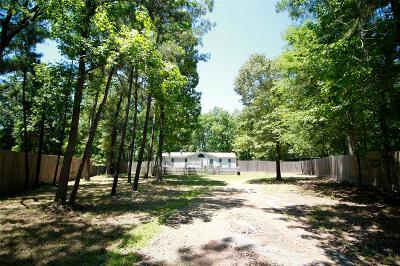 Single Family Home For Sale: 31003 Friar Way