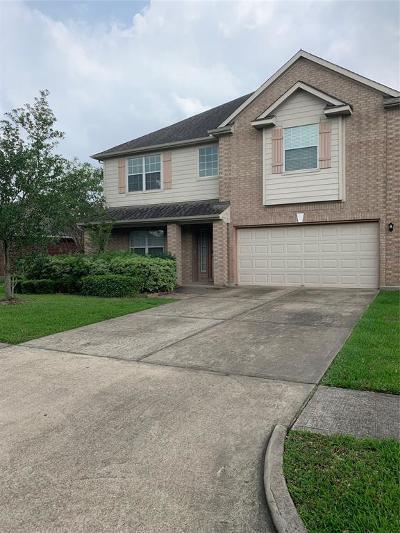 League City Single Family Home For Sale: 2727 San Marco Lane