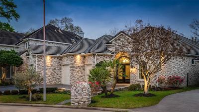Houston Single Family Home For Sale: 2722 N Southern Oaks Drive