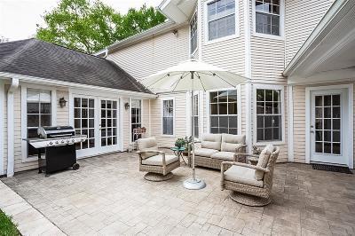 Houston Single Family Home For Sale: 18014 Oakhampton Drive