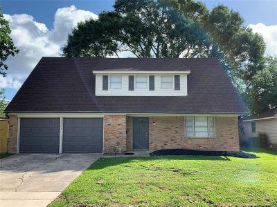 Houston Single Family Home For Sale: 10903 Sageriver Drive