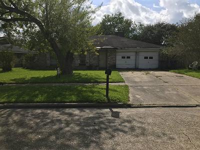 Missouri City Single Family Home For Sale: 7119 Bahia Lane
