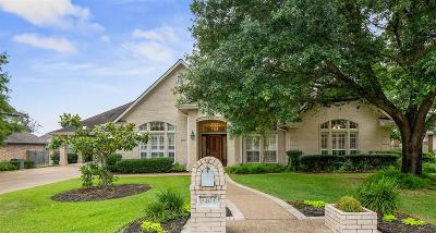 College Station Single Family Home For Sale: 8404 Spring Creek