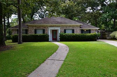 Conroe Single Family Home For Sale: 318 W Prince Of Wales Street