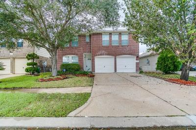 Sugar Land Single Family Home For Sale: 2711 Villa Del Street