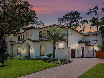 Houston Single Family Home For Sale: 213 Merrie Way Lane
