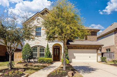 Cinco Ranch Single Family Home For Sale: 27407 Cinco Terrace Drive