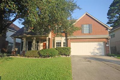 Spring Single Family Home For Sale: 20723 La Cote Circle
