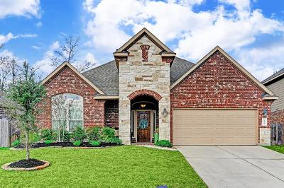 Conroe Single Family Home For Sale: 134 Meadow Landing Drive