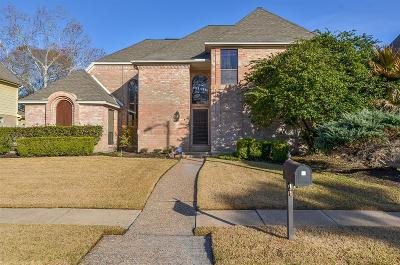 Houston Single Family Home For Sale: 11414 Del Monte Drive