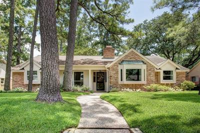 Briargrove Park Single Family Home For Sale: 10019 Holly Springs Drive
