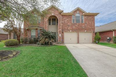 Houston Single Family Home For Sale: 12015 Cyprus Field