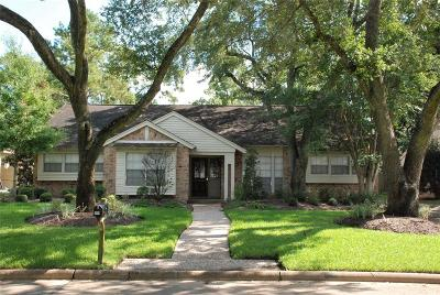 Seabrook Single Family Home For Sale: 4018 Laurel Grove Drive