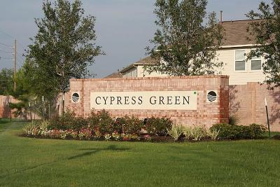 Cypress Single Family Home For Sale: 18906 Peralta Springs Lane