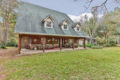 Montgomery County Single Family Home For Sale: 1818 Cattle