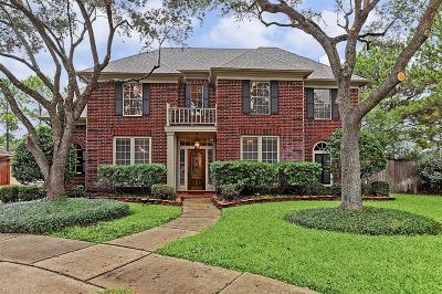 Houston Single Family Home For Sale: 5631 Evening Shore Drive