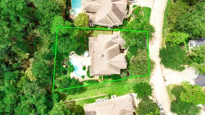 The Woodlands Single Family Home For Sale: 26 Orchard Pines Place