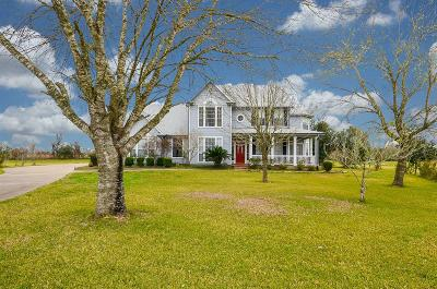 Richmond Single Family Home For Sale: 6111 Vista Ridge Court