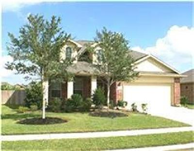 Pearland Single Family Home For Sale: 13109 Southern Way Lane