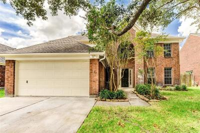 Cinco Ranch Single Family Home For Sale: 1314 Lamplight Trail Drive