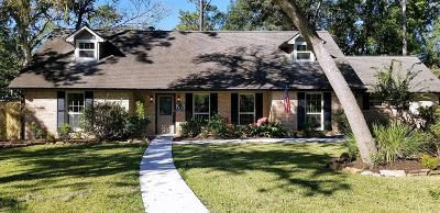 Friendswood Single Family Home For Sale: 107 Royal Court