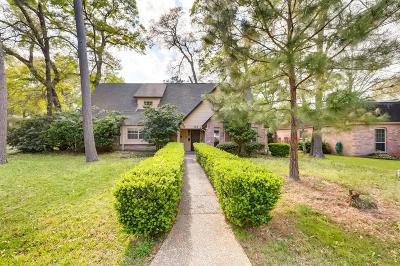 Conroe Single Family Home For Sale: 588 Woodstock Lane