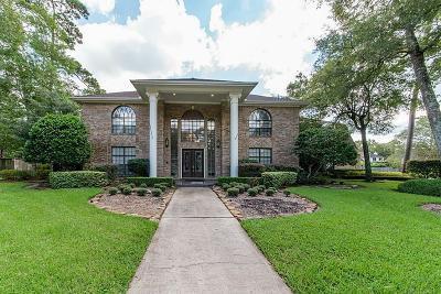 Baytown Single Family Home For Sale: 2926 Forest Gate Drive