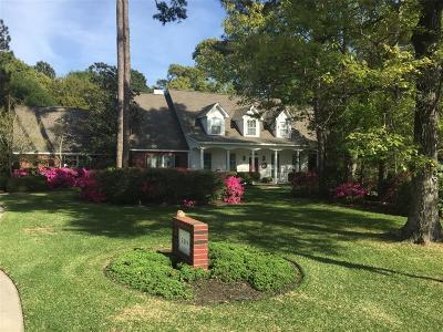 Magnolia Single Family Home For Sale: 2319 Timberknob Court