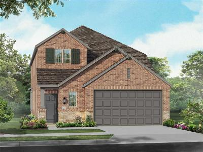 Harris County Single Family Home For Sale: 15742 Cairnwell Bend Drive