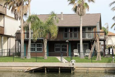 Bayou Vista Single Family Home For Sale: 1109 Redfish Street