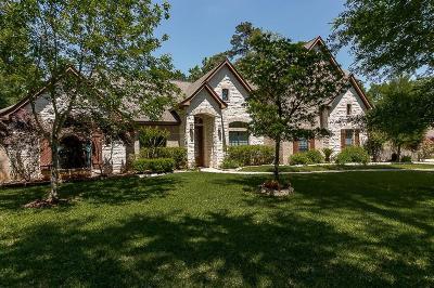 Conroe Single Family Home For Sale: 2008 Shasta Ridge Drive
