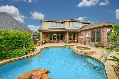 Fulshear Single Family Home For Sale: 27406 N Saddle Creek Lane
