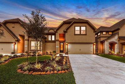 Conroe Condo/Townhouse For Sale: 147 Skybranch Drive